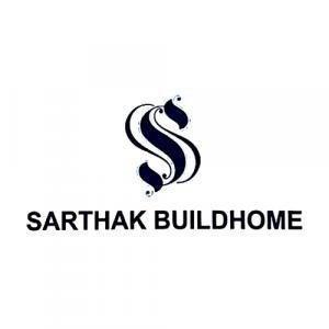 Sarthak Buildhome logo