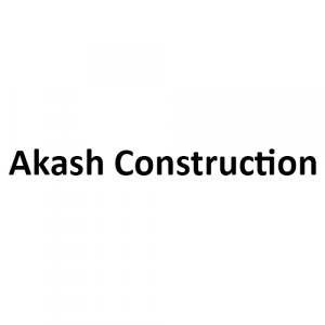 Akash Construction logo
