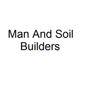 Man And Soil Builders logo
