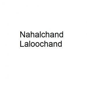 Nahalchand Laloochand logo