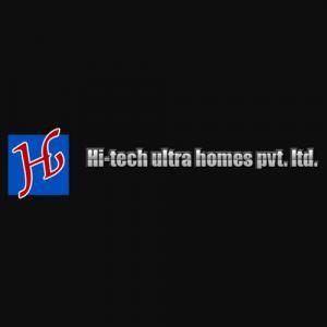Hi-Tech Ultra Homes logo