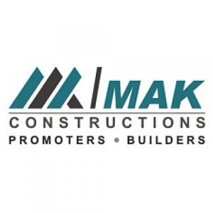 Mak Constructions logo