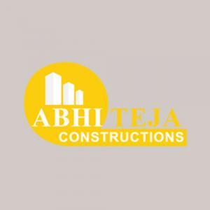 Abhiteja Constructions logo