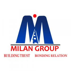 Milan Group logo
