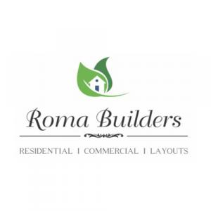 Roma Builders logo