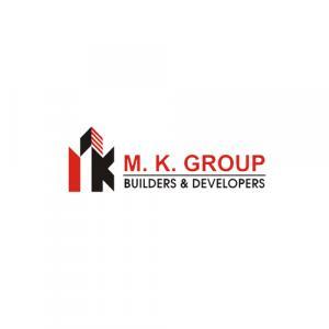 M. K. Group Builders & Developers logo