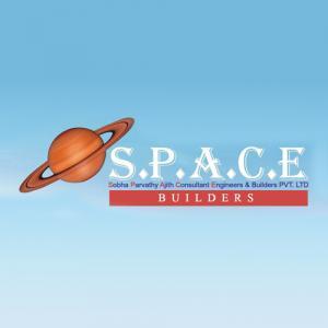 Space Builders logo