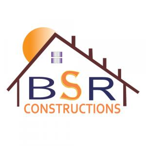BSR Construction  logo