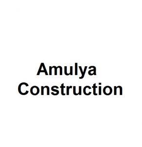 Amulya Constructions logo