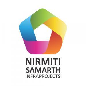 Nirmiti Samarth Infraprojects logo