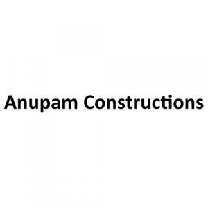 Anupam Constructions logo