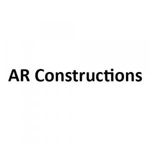 AR Constructions logo