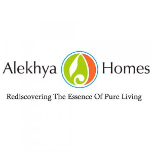 Alekhya Homes logo