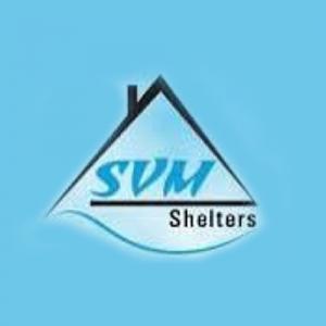 SVM Shelters logo