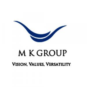 M K Group logo