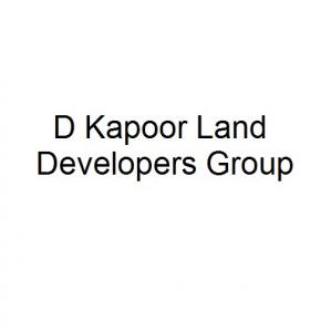 D Kapoor Land Developers Group logo