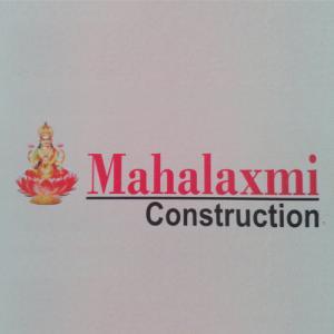Mahalaxmi Construction logo
