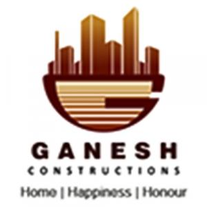 Ganesh Constructions Builders logo