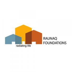 Raunaq Foundations logo