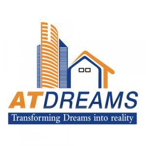 AT Dreams Infra Buildcon logo