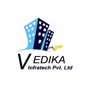 Vedika Infratech Pvt. Ltd logo