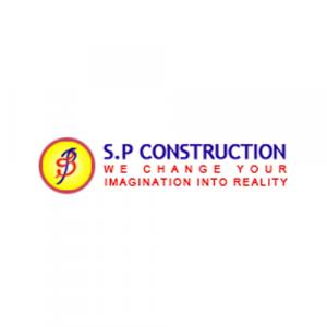 S. P. Construction logo