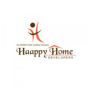 Haappy Home Developers logo