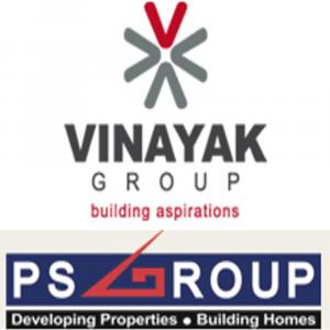 Vinayak Group and PS Group logo