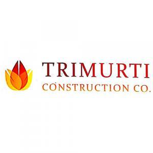 Trimurti Construction logo