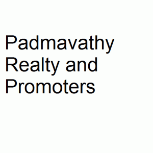 Padmavathy Realty and Promoters logo