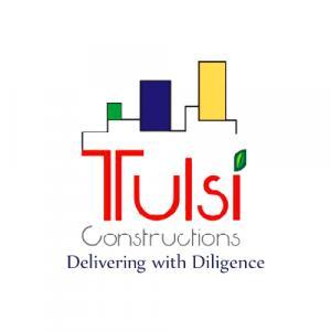 Tulsi Constructions logo
