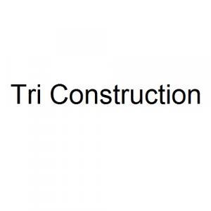 Tri Construction logo