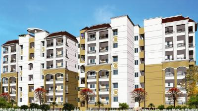 Gallery Cover Image of 1000 Sq.ft 3 BHK Apartment for buy in Kamal Krishna The Bellaire, Gandhinagar for 3500000