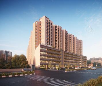 Gallery Cover Image of 1485 Sq.ft 3 BHK Apartment for buy in Sun Atmosphere, Shela for 4452000