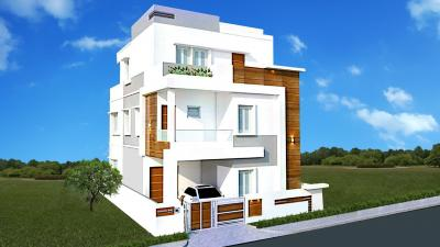 Gallery Cover Image of 1800 Sq.ft 3 BHK Independent House for buy in  SM Avenue, Bandlaguda Jagir for 8500000
