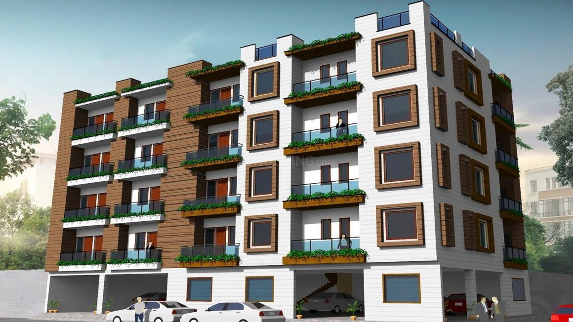 Gallery Cover Pic of MG Builders Chhatarpur JVTS Apartments