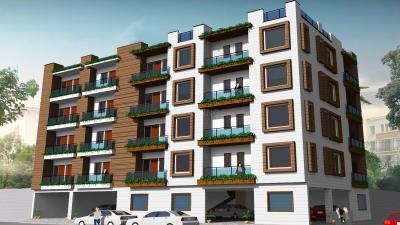 MG Builders Chhatarpur JVTS Apartments