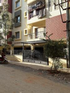 Gallery Cover Image of 700 Sq.ft 1 BHK Independent House for rent in RR Residency, Marathahalli for 13000