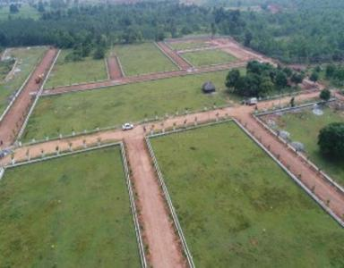 Residential Lands for Sale in KRR Harmony Town