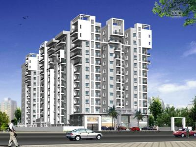 Gallery Cover Image of 1800 Sq.ft 3 BHK Apartment for buy in Sri Fortune Heights, Kondapur for 10500000