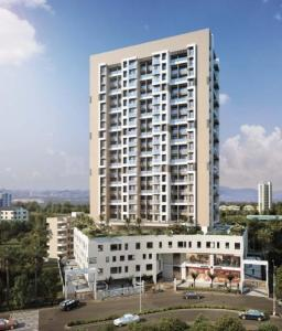Gallery Cover Image of 1050 Sq.ft 2 BHK Apartment for buy in Goodwill Unity, Sanpada for 15100000