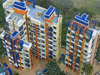 Gallery Cover Image of 444 Sq.ft 1 BHK Apartment for rent in Panvelkar Amrut Vishwa, Badlapur West for 3000