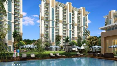 Gallery Cover Image of 344 Sq.ft 1 RK Apartment for buy in Emaar Gurgaon Greens, Sector 102 for 600000