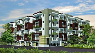 Gallery Cover Image of 1195 Sq.ft 2 BHK Apartment for buy in Shravanthi Paramount, Hulimavu for 5200000