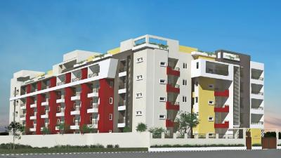 Gallery Cover Image of 1120 Sq.ft 2 BHK Apartment for rent in Gold, Hennur for 18000