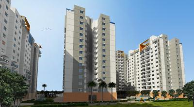 Gallery Cover Image of 1366 Sq.ft 3 BHK Apartment for rent in One North, Yelahanka for 25200