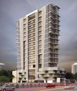 Gallery Cover Image of 1150 Sq.ft 3 BHK Apartment for buy in Ekta Eros, Khar West for 48500000