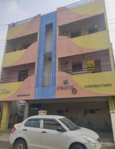 Gallery Cover Image of 682 Sq.ft 2 BHK Apartment for buy in Lotus Apartment, Saligramam for 4550000