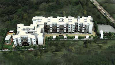 Gallery Cover Image of 666 Sq.ft 1 BHK Apartment for rent in Aapla Ghar Kirkatwadi, Dhayari for 4000