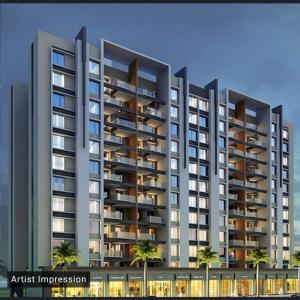 Gallery Cover Image of 1550 Sq.ft 3 BHK Apartment for buy in Park Landmark Phase II, Bibwewadi for 12700000